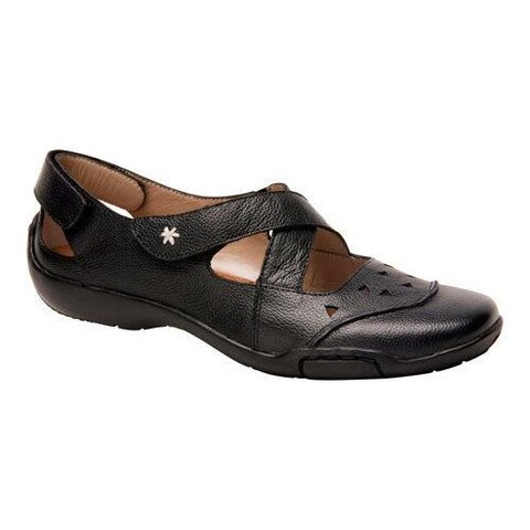 Women's Ros Hommerson Carrie Black Leather