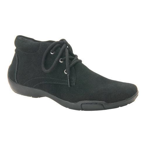 Ros Hommerson Womens Black Suede Boots Carly