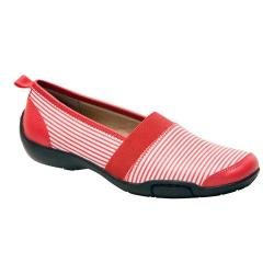 Women's Ros Hommerson Carol Red/White Stripe