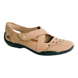 Women's Ros Hommerson Carrie Taupe Nubuck
