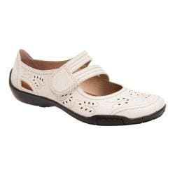 Women's Ros Hommerson Chelsea Winter White Leather