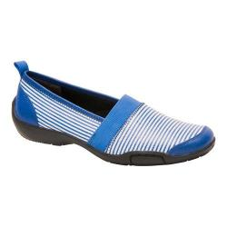 Women's Ros Hommerson Carol Blue/White Stripe