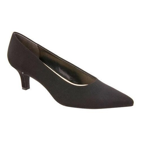 Women's Ros Hommerson Kendra Black Microtouch