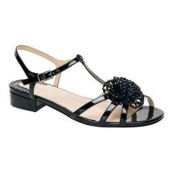 Women's Ros Hommerson Jackie Black Patent