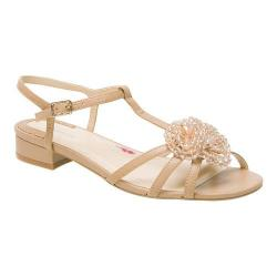Women's Ros Hommerson Jackie Nude Leather