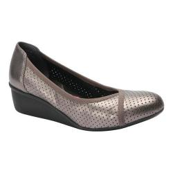 Women's Ros Hommerson Evelyn Pewter Leather