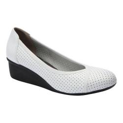 Women's Ros Hommerson Evelyn White Leather (More options available)