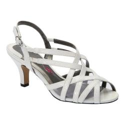 Women's Ros Hommerson Lacey White Print Polyurethane (More options available)
