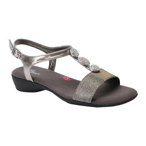 a5809160a Shop Women's Ros Hommerson Mariel Silver Polyurethane - On Sale - Free  Shipping Today - Overstock - 11795777