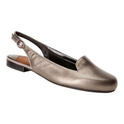 Women's Ros Hommerson Oceana Pewter Leather