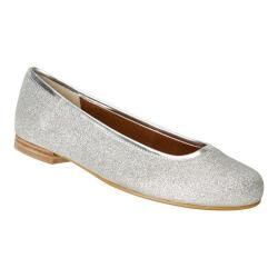 Women's Ros Hommerson Odelle Silver Glitter