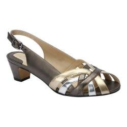 Women's Ros Hommerson Pam Metallic Leather