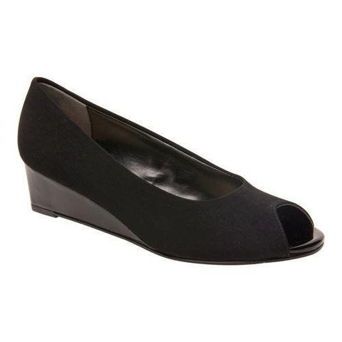 Women's Ros Hommerson Paula Black Microtouch
