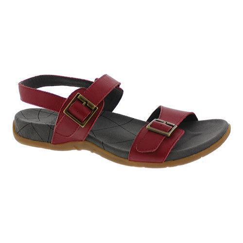 260c2b2233f Shop Women s Sanita Clogs Candace Sandal Red - Free Shipping Today -  Overstock - 11795973