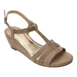 Women's Ros Hommerson Whitney Sandal Sand Leather