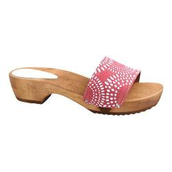 Women's Sanita Clogs Dine Slide Coral