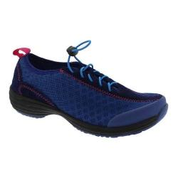 Women's Sanita Clogs O2 Life Harbor Walking Shoe Blue