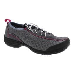 Women's Sanita Clogs O2 Life Harbor Walking Shoe Grey