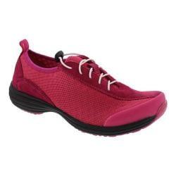Women's Sanita Clogs O2 Life Harbor Walking Shoe Pink