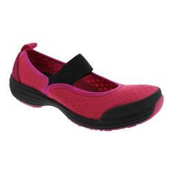 Women's Sanita Clogs O2 Life Laguna Walking Shoe Pink