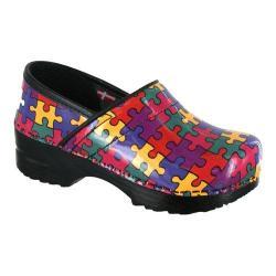 Children's Sanita Clogs Professional Aspire Multicolor