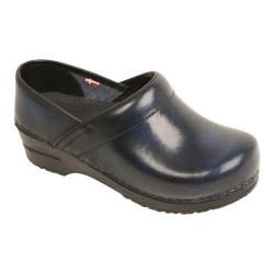 Women's Sanita Clogs Professional Cabrio Blue