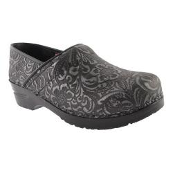 Women's Sanita Clogs Professional Gwenore Black