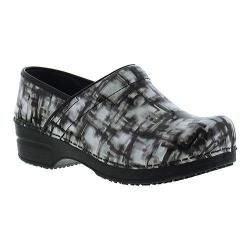Women's Sanita Clogs Professional Haze Clog Black