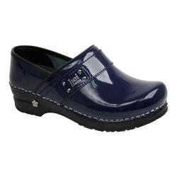 Women's Sanita Clogs Professional Lindsey Blue