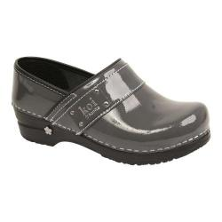 Women's Sanita Clogs Professional Lindsey Steel