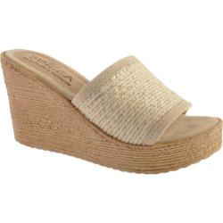 Women's Sbicca Blondie Natural Raffia