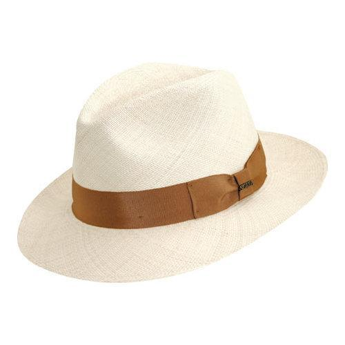 Men's Scala P219 Safari Hat Natural