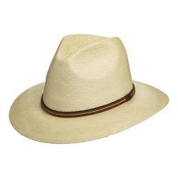 Men's Scala P222 Safari Hat Natural