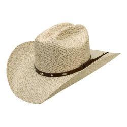 Men's Silverado Texas Ivory/Brown