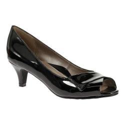 Women's Soft Style Aubrey Black Patent