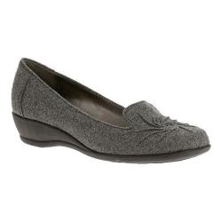 Women's Soft Style Rory Slip On Grey Flannel