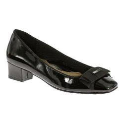 Women's Soft Style Sharyl Slip On Black Patent