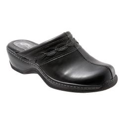 Women's SoftWalk Abby Black Veg Calf Leather