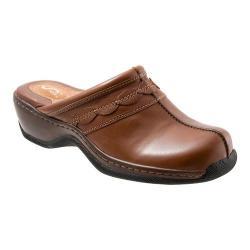 Women's SoftWalk Abby Cognac Veg Calf Leather