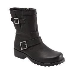 Women's SoftWalk Bellville Black Smooth Leather