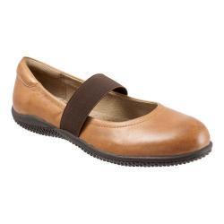 Women's SoftWalk High Point Cognac Soft Dull Leather