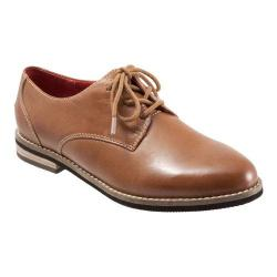 Women's SoftWalk Maine Cognac Veg Tumbled Leather