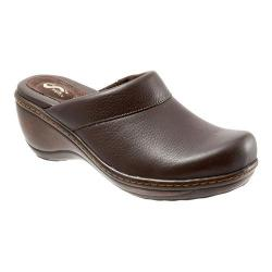 Women's SoftWalk Murietta Dark Brown Soft Tumbled Leather|https://ak1.ostkcdn.com/images/products/106/932/P18706383.jpg?impolicy=medium