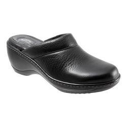 Women's SoftWalk Murietta Black Waxy Tumbled