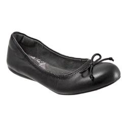 Women's SoftWalk Narina Black Soft Nappa Leather