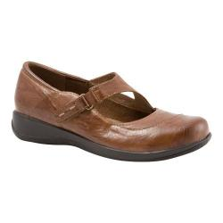Women's SoftWalk Taylor Too Cognac Vintage Waxy Wrinkled Leather