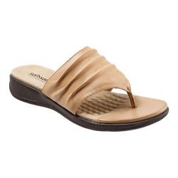 Women's SoftWalk Toma Tan Nappa Leather