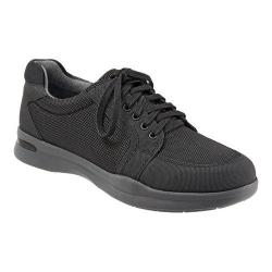 Women's SoftWalk Vital Lace Up Black Ballistic Nylon/Rubberized
