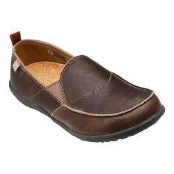 Men's Spenco Siesta Leather Taupe Oiled Full Grain