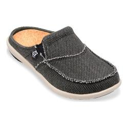 Women's Spenco Siesta Slide Charcoal Grey